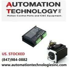 1 Axis CNC Kit 570 oz.in Nema 23 Stepper Motor & Driver CNC Mill Router