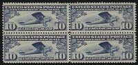 US Stamps - Scott # C10 - Mint Block of 4                                (D-083)