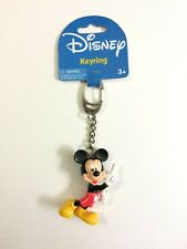 "1.5"" x 2.5"" Mickey Mouse Disney 3D PVC Key Ring #24320 Key Chain"