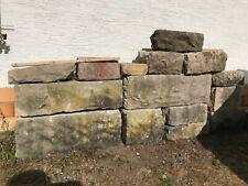 ca. 15 Sandsteine, Abbruch-Sandsteine