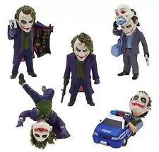 5pcs The Dark Knight The Joker PVC Figures Figurine