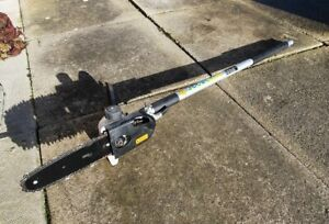 Pruner Attachment Articulated, Fits Ryobi Expand-It Titan, others unused.