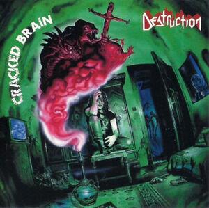 Destruction - 1990 - Cracked Brain