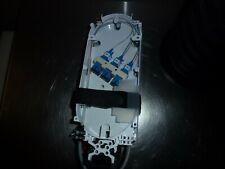 Fiber Optics Dome Enclosured With Splice and 6 Conector Trays