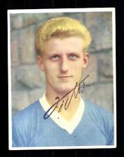 Klaus Fichtel  FC Schalke 04 1966-67 Sicker Sammelbild Original Sign+ A 102116