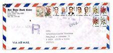 PHILIPPINES Cover Cebu City *Pasil* Registered MISSIONARY MIVA 1991 CP18