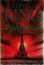 Wolves Of The Calla- The Dark Tower by Stephen King - Book - Hard Cover