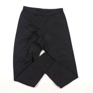 VTG Marker Polartec Ladies Dry Tights Women's Medium Athletic Pants Black NEW