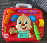 FISHER PRICE LAUGH & LEARN PUPPY's CHECK UP KIT. BABY/PRESCHOOL TOY. ROLE PLAY
