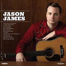Jason James - Jason James (NEW CD)