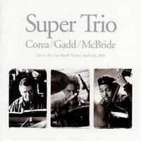 ​​CD Super Trio Chick Corea Chick Corea Steve