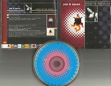 JAM & SPOON Right in the Night w/ 2 RARE RADIO EDITS PROMO DJ CD Single 1994 and
