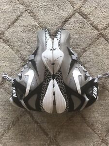 Nike Air Trainer Max 91 Raiders NFL Bo Know Bo Jackson Size 10 VNDS Condition