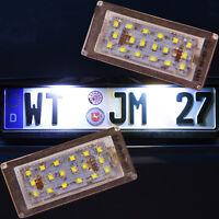 SMD Led Kennzeichenbeleuchtung BMW 3er E46 Cabrio Coupe LCI Facelift [7109]