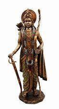 Ram Ramachandra Rama Hundu Avatar Vishnu Deity Hinduism Figurine Statue