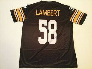 Jack Lambert Interlock Sublimation Shirt - S, M, L, XL, 2XL, 3XL