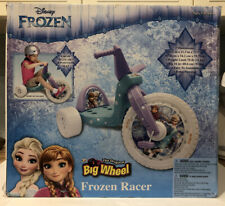 Big Wheel 16 Disney Frozen Racer Kids Tricycle Trike   New   3 Seat Position NIB