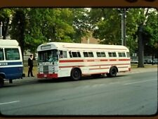Original Slide Bus, Pekin Il 53,Kodachrome 1979
