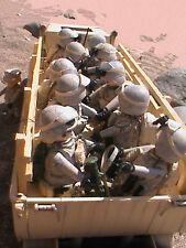 PLAYMOBIL CUSTOM CAMION RC US M35 +CONDUCTOR+ PELOTON DE SOLDADOS (10) REF-001