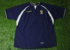 SCOTLAND NATIONAL TEAM 2003/2005 FOOTBALL SHIRT JERSEY HOME DIADORA ORIGINAL