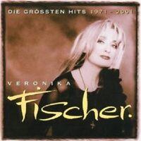 """VERONIKA FISCHER """"DIE GRÖßTEN HITS 1971-2001"""" CD NEU"""