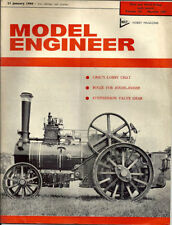 January Model Engineer Monthly Craft Magazines