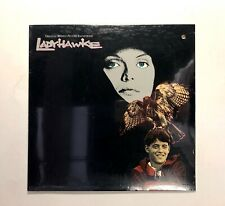 ANDREW POWELL Ladyhawke OST LP Atlantic 7812481E US 1985 SEALED Q1
