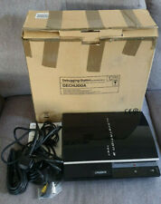 Boxed Sony Playstation 3 PS3 Debugging Station DECHJ00A 40gb Version Dev Kit Tes