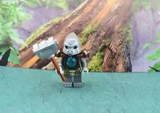 Lego Mini Figure Legends of Chima Grumlo with 2-Sided Head from Set 70008