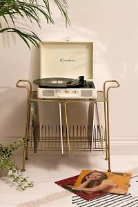Crosley Cruiser Cream Bluetooth Record Player turntable vinyl
