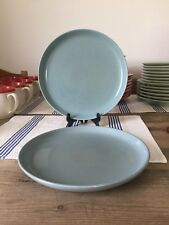 "Denby Homestead 10"" Dinner Plate X 6"