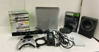 Microsoft Xbox 360 Halo Reach Limited Edition Bundle 500GB S Console Silver game