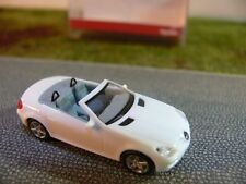1/87 Herpa MB SLK Cabrio weiß