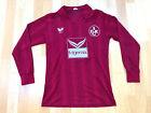 1. FC Kaiserslautern Small FCK 1987 1988 Trikot Trigema shirt erima langarm X119