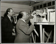UNDER CAPRICORN 1949 Alfred Hitchcock model set 10x8 STILL #E.C.11