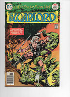 Warlord #3 (DC 1976) Mike Grell story/art FINE