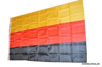 90x150 Fahne Deutschland Fahne Hissfahne  Flagge XXL mit Ösen NEU OVP