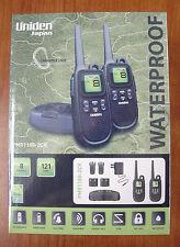 Walkie Talkie Uniden Pmr-1188-2Ck
