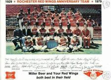 1979 Rochester Red Wings team photo picture