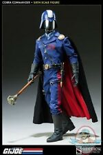 1/6 Scale GI Joe Cobra Commander The Dictator Sideshow Collectibles