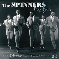 THE SPINNERS-TRULY YOURS-JAPAN CD F56