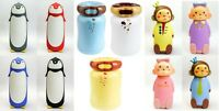 Cute Cartoon Lovely Stainless Steel Insulated Vacuum Cup Flask Kids Water Bottle
