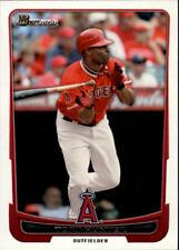 2012 Bowman Baseball #108 Torii Hunter Angels