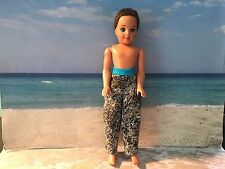 VINTAGE BARBIE KEN'S BROTHER TODD DOLL W FLOCKED HAIR GUC