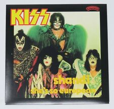 "KISS ""Shandi"" 45 Single 7"" Picture Sleeve 2012 Record Vinyl Reissue"
