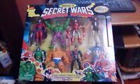 ToyBiz Marvel's Secret Wars Special Collectors Edition 8 Figure Pack