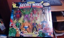 ToyBiz Marvel's Secret Wars Special Collectors Edition 8 Figure Pack