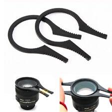 2 Set 48-58mm Camera Lens Filter Wrench Spanner Removal Tools Set Kit Plastic