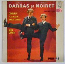 Philippe Noiret Jean-Pierre Darras 45 Tours Chantent