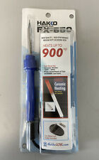 HAKKO FX650-02/P 15 Watt Ceramic Soldering Iron 115V 15W Straight Type